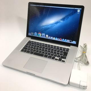 Apple - MacBookPro Intel Corei7 メモリ16GB HDD1TB