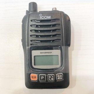 新品 電話無線機 ICOM IC-UH65MFT BP-274バッテリー セット