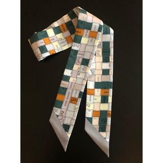 Hermes - ✨国内入手困難✨レア エルメス ツイリー ボルデュック スカーフ 新品未使用