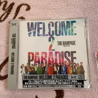 ザランページ(THE RAMPAGE)のWELCOME 2 PARADISE(ポップス/ロック(邦楽))