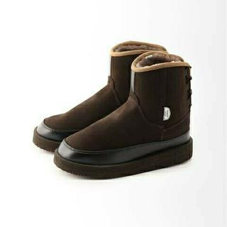 アパルトモンドゥーズィエムクラス(L'Appartement DEUXIEME CLASSE)の新品未使用 23 サイズ アパルトモン スイコック ムートン ブーツ(ブーツ)