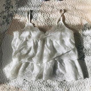 ダブルクローゼット(w closet)のw closet (シャツ/ブラウス(半袖/袖なし))