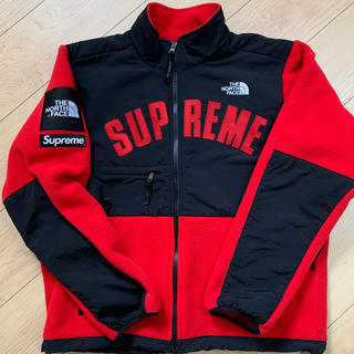 Supreme - supreme the north face フリース