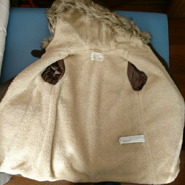 ZARA(ザラ)のコート キッズ/ベビー/マタニティのキッズ服女の子用(90cm~)(コート)の商品写真