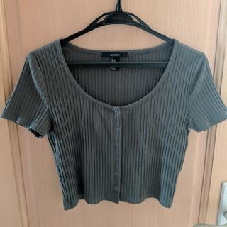 FOREVER 21 - FOREVER 21 ショート丈 Tシャツ