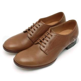 エボニーアイボリー(Ebonyivory)のEbonyivory ANCHOR BRIDGE プレーントゥ ドレスシューズ(ローファー/革靴)