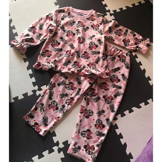 Disney❤️ミニーマウス パジャマ 110㎝