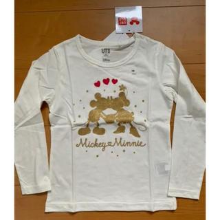 ユニクロ ディズニー ロングTシャツ 120