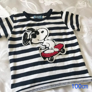 SNOOPY - ⭐️ SNOOPY Tシャツ ⭐️ 100㎝