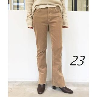 L'Appartement DEUXIEME CLASSE - UPPER HIGHTSアッパーハイツJENNA CORDUROY SLIT23