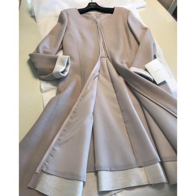 René(ルネ)のルネ2018新品タグ付きエアリバーコート レディースのジャケット/アウター(ロングコート)の商品写真