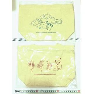 ニンテンドウ(任天堂)のポケットモンスター ソード・シールド 購入特典 ミニトートバッグ 2種セット(キャラクターグッズ)