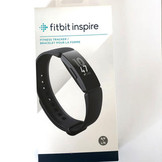 【新品】fitbit inspire