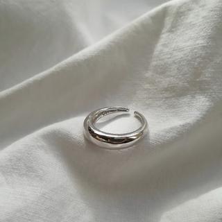 TOMORROWLAND - 【NEW】925 circle ring *