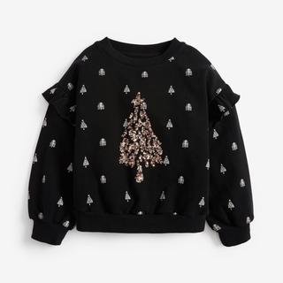NEXT - 新品!ネクスト ポンポン付き クリスマスセーター