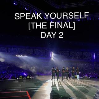 防弾少年団(BTS) - BTS❤️最新❤️SPEAK YOURSELF [THE FINAL] DAY2