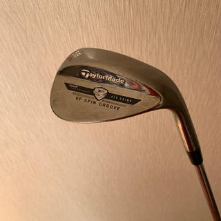 TaylorMade - テーラーメイドTP EF SPIN GROOVE58°