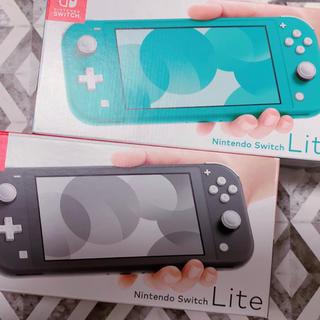 Nintendo Switch - Nintendo Switch Lite 2台セット♡