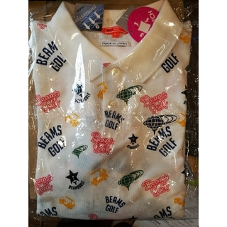 ビームス(BEAMS)のBeams  渋野 メンズXL  全英 ポロシャツ ゴルフ(ウエア)