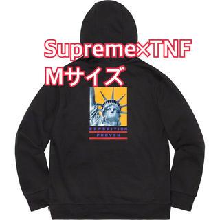 Supreme - Supreme The North Face Statue パーカー 黒 M
