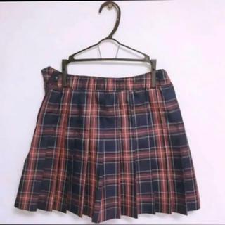 WEGO - チェック スカート 制服風 90年代風 韓国 オルチャン