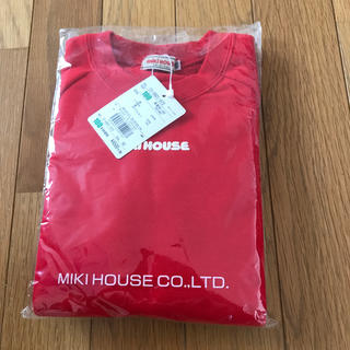 mikihouse - ミキハウス トレーナー 100 新品