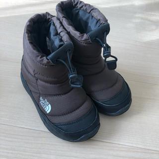 ザノースフェイス(THE NORTH FACE)のノースフェイス ヌプシブーティー 18センチ(ブーツ)