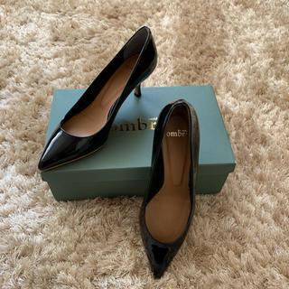 BEAUTY&YOUTH UNITED ARROWS - 新品27,000円ombreパテントヒール エナメルパンプス ハイヒール 靴