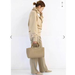 DEUXIEME CLASSE - Deuxieme Classe ◆KATIE LOXTON BAMBOO BAG