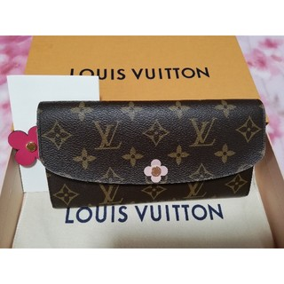 LOUIS VUITTON - 【正規品】ルイヴィトン ポルトフォイユエミリー