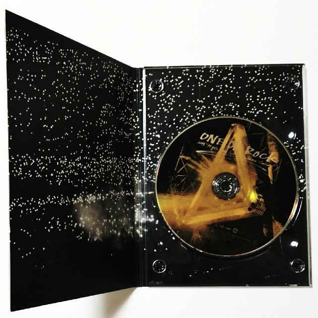 ONE OK ROCK(ワンオクロック)の値下げしました【DVD】ONE OK ROCK 2014 エンタメ/ホビーのDVD/ブルーレイ(ミュージック)の商品写真