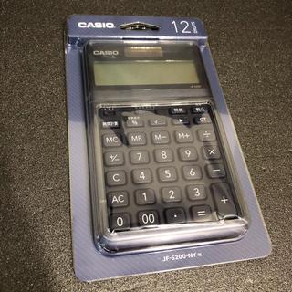 CASIO - 電卓  12桁 CASIO カシオ 新品未使用