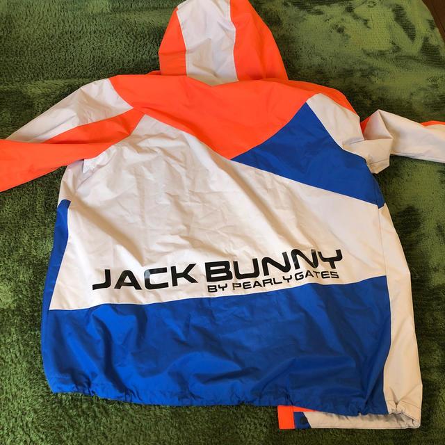 PEARLY GATES(パーリーゲイツ)の美品 パーリーゲイツジャケット Jack Bunny スポーツ/アウトドアのゴルフ(ウエア)の商品写真