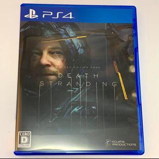 PlayStation4 - PS4 DEATH STRANDING(デス・ストランディング)