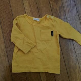 フタフタ(futafuta)のロングTシャツ 80㎝(Tシャツ)