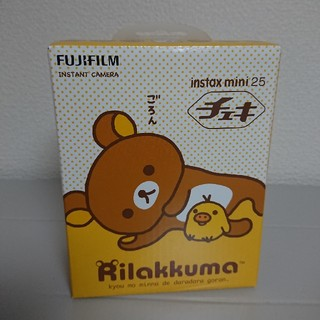 富士フイルム - 富士フイルム RILAKKUMA インスタントカメラ instax mini25
