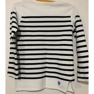 ORCIVAL - ORCIVAL  バスクシャツ サイズ1