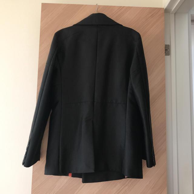 BLACK GOLD(ブラックゴールド)の【値下げ❗️】高級ライン DIESEL BLACK GOLD ダブルジャケット メンズのジャケット/アウター(ピーコート)の商品写真