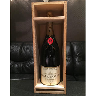 モエエシャンドン(MOËT & CHANDON)のモエシャンドン 3000ml マグナムボトル 新品未開封(シャンパン/スパークリングワイン)