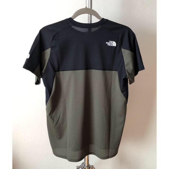 THE NORTH FACE(ザノースフェイス)のTHE NORTH FACEノースフェイス TNF RUN Tシャツ ランニング スポーツ/アウトドアのランニング(ウェア)の商品写真