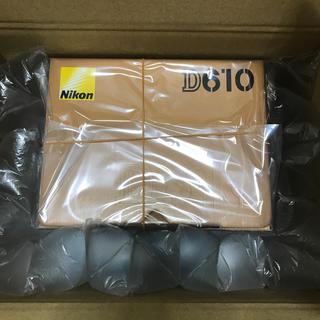Nikon - D610 新品未使用 ボディ フルサイズ Nikonニコン