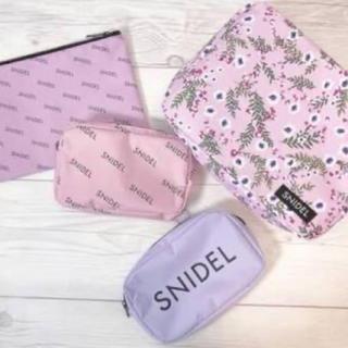 snidel - sweet付録