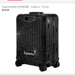 シュプリーム(Supreme)の【新品】49L Supreme RIMOWA シュプリーム  最終値下げ(スーツケース/キャリーバッグ)