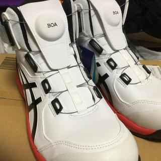 アシックス(asics)の安全靴 アシックス asics スニーカーウィンジョブ FCP304 (スニーカー)