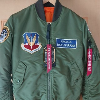 ALPHA INDUSTRIES - ALPHA INDUSTRIES  TIGHTAIRCREW  57FIS