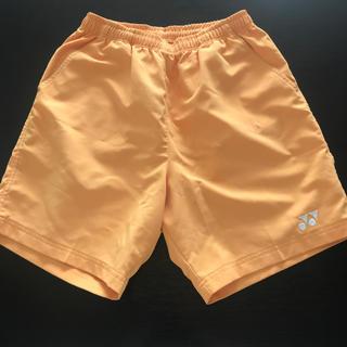 ヨネックス(YONEX)のヨネックス ハーフパンツ オレンジ(ハーフパンツ)