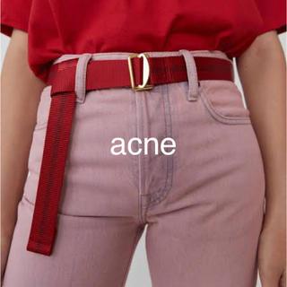 ACNE - acneのベルト