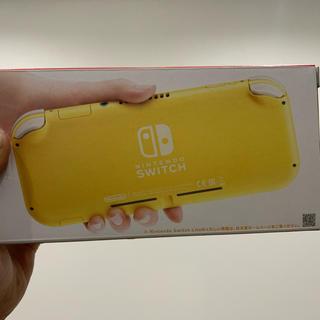 Nintendo Switch - NintendoSwitch ライトイエロー 未使用