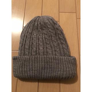 ブラウニー(BROWNY)のbrowny 新品未使用 ニット帽 ビニー(ニット帽/ビーニー)