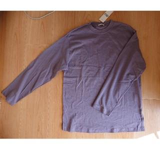 ジーユー(GU)の✨タグ付き新品未使用✨GU ロングスリーブᎢ(Tシャツ(長袖/七分))
